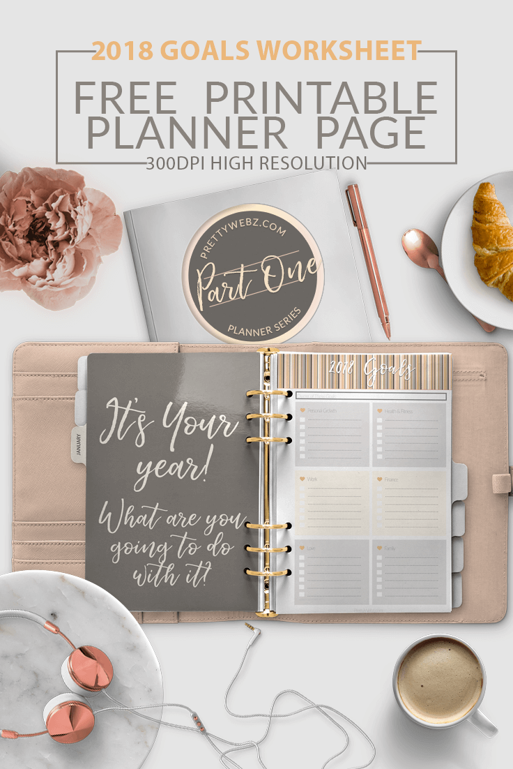 personal goals paperevent planner Personal goals planner, daily, weekly, monthly planner, five minute journal, journal, to do lists, calendars & planners, goal planner.