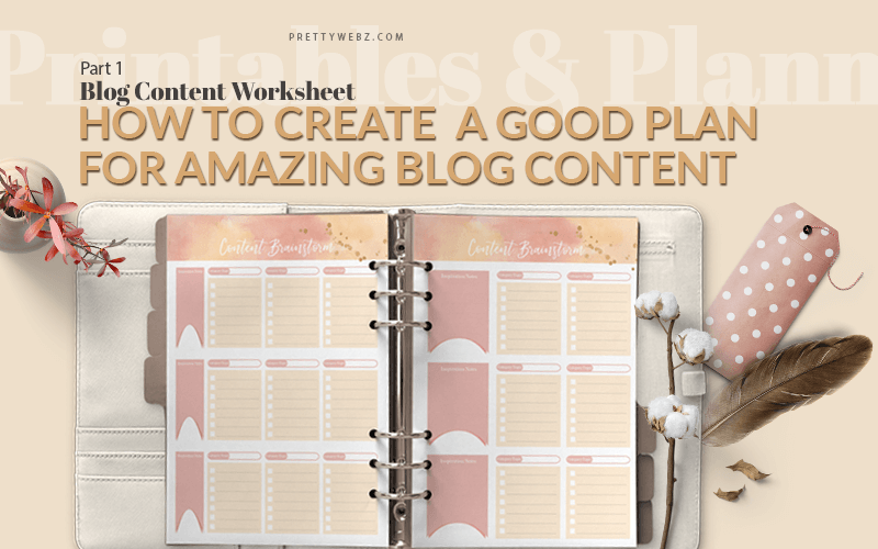 Feature Image good plan blog worksheets