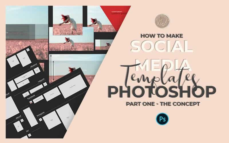 the most powerful social media template how to make it prettywebz
