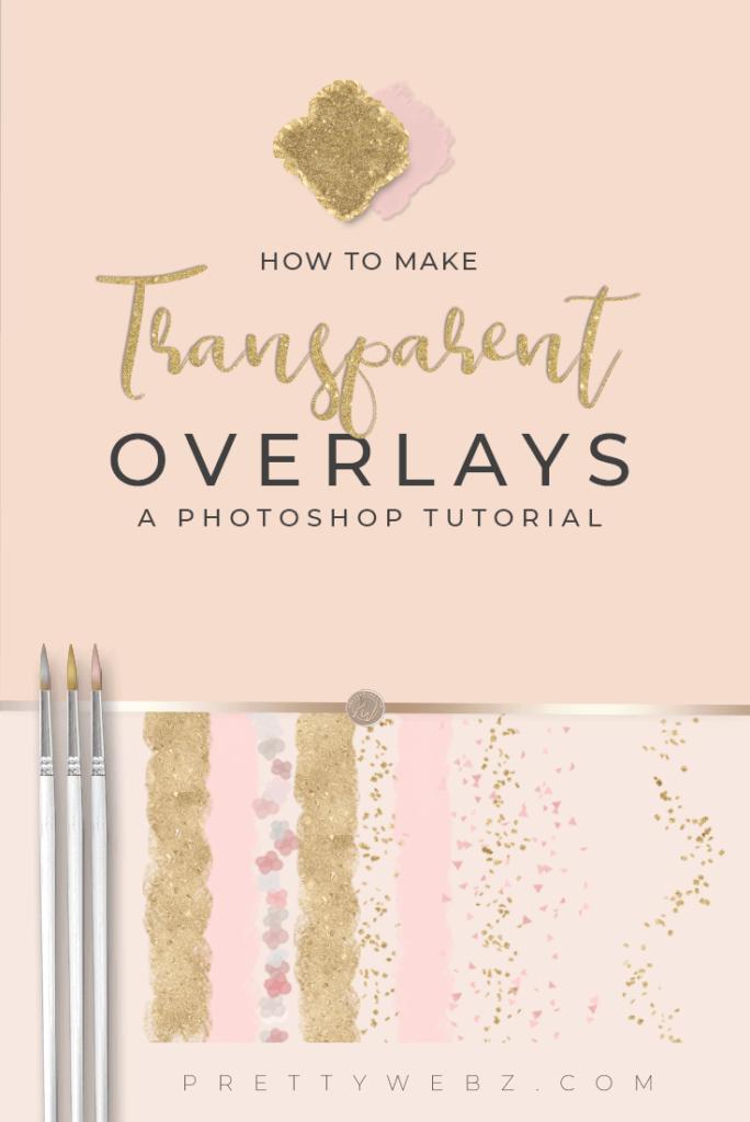 Free Transparent Overlays - PrettyWebz Media Business